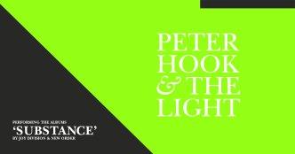 Peter Hook & The Light Banner