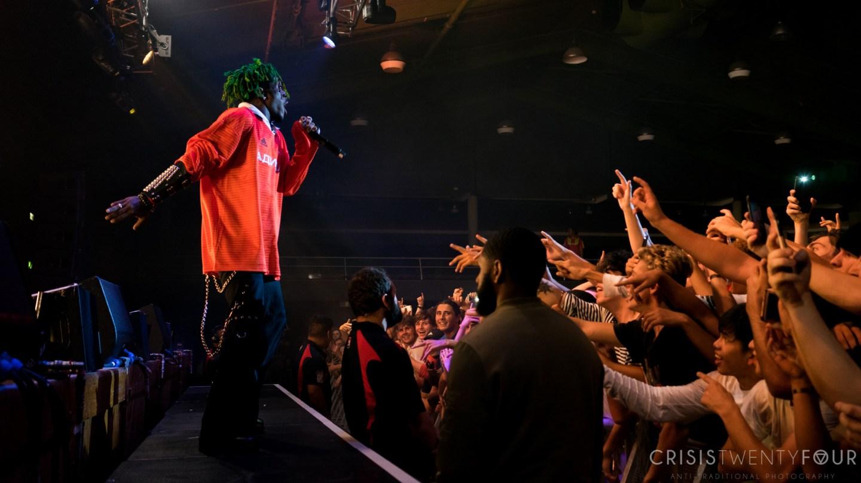 Concert Review Lil Uzi Vert Auckland New Zealand 2018