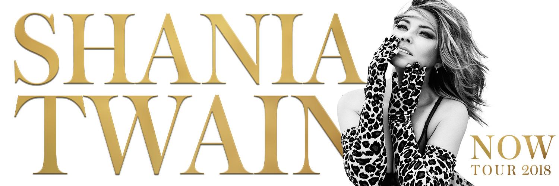 Shania Twain Tour Banner