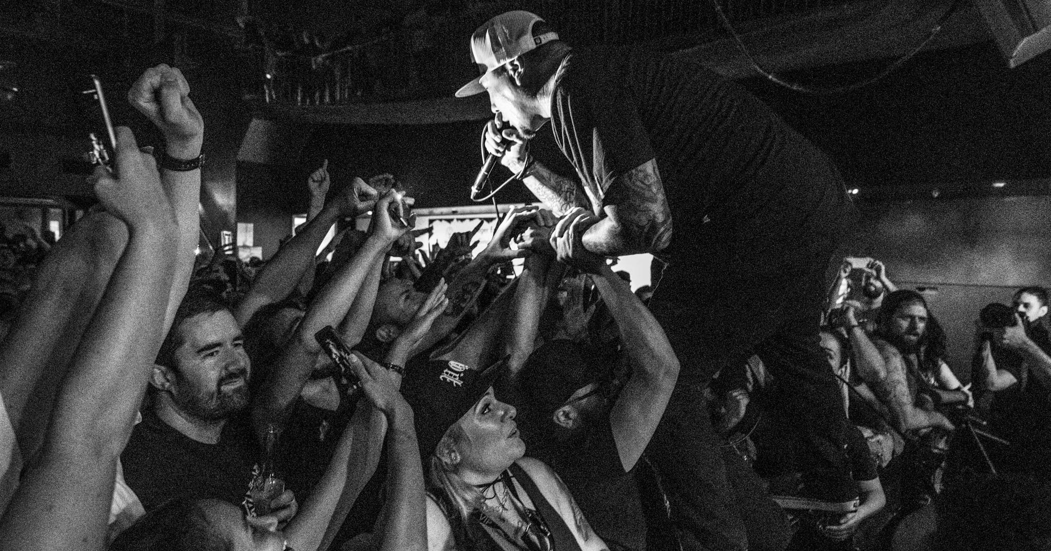 Concert Review - P O D , Auckland New Zealand, 2018