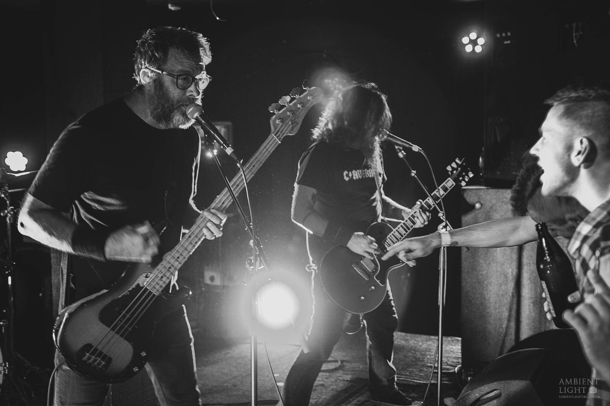 Concert Review - Red Fang, Auckland New Zealand, 2018