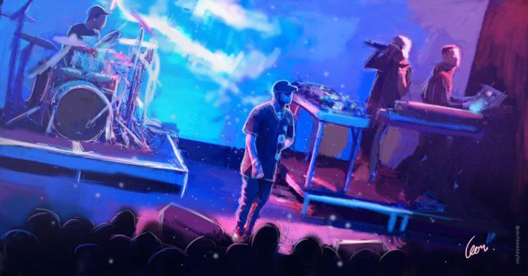 Concert Review 6LACK Auckland New Zealand 2018