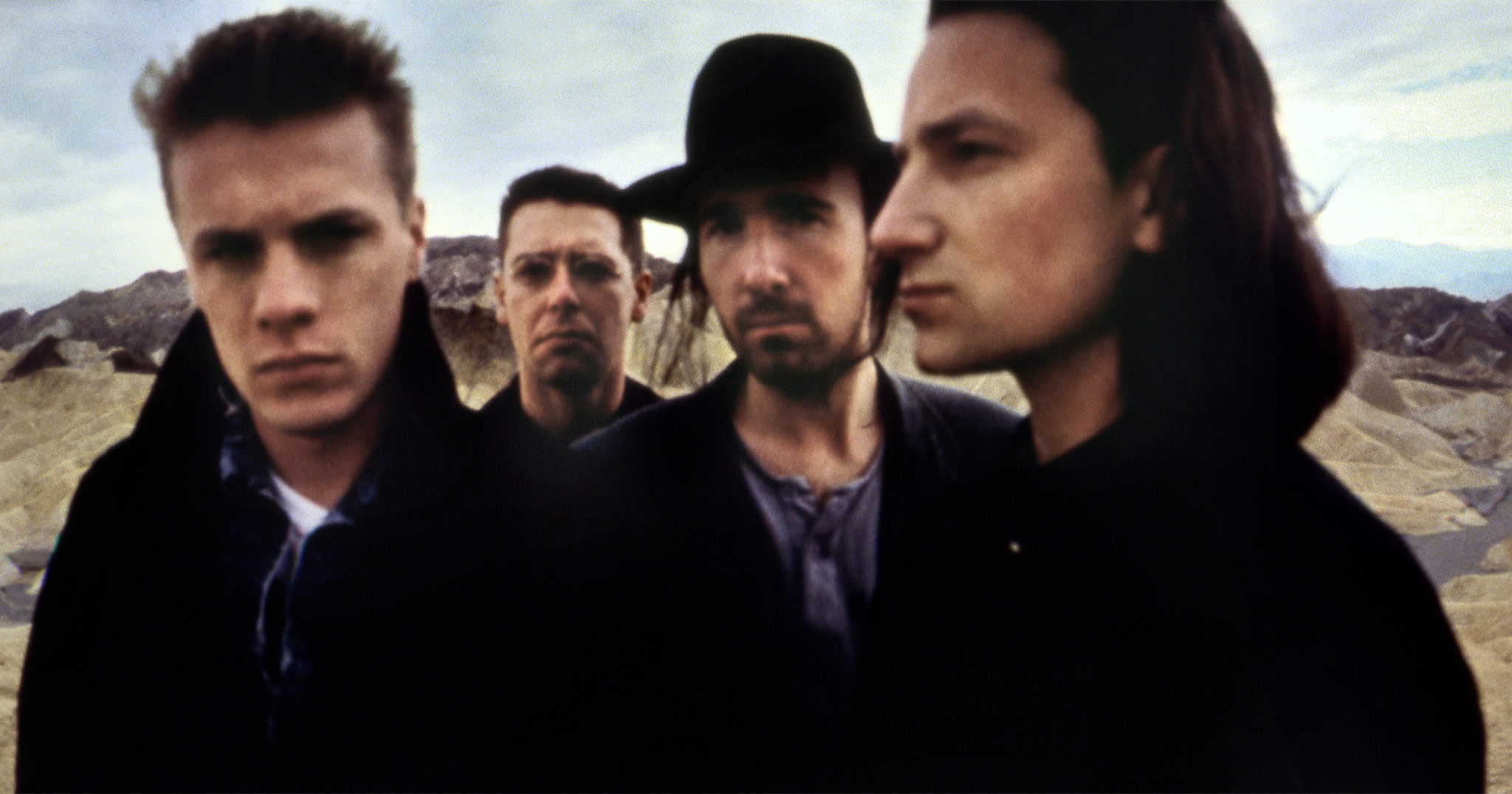 U2 announce Joshua Tree Australasian Tour - Ambient Light