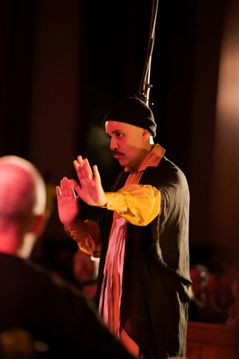 Wellington Jazz Festival 2020 - Ngā Tuone by Riki Gooch, St. Peter's On Willis, Wellington, NZ. 20 November 2020. Please credit photo: Stephen A'Court.