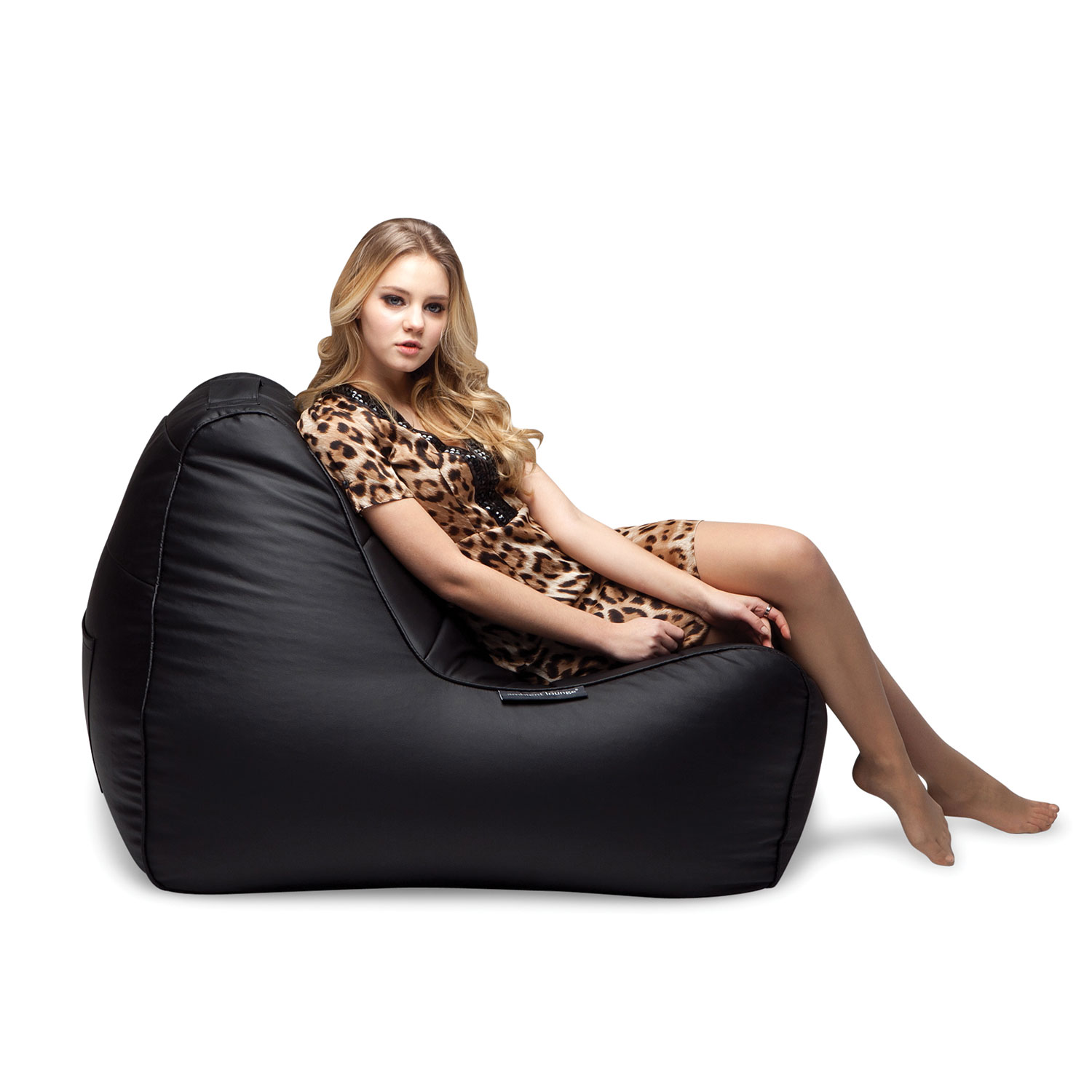 couch and chair covers nz pine dining chairs uk classic nero lounger bean bag | tivoli new zealand
