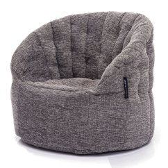 T Sofa Covers Tidafors Review Interior Bean Bags Chair | Butterfly - Luscious Grey ...