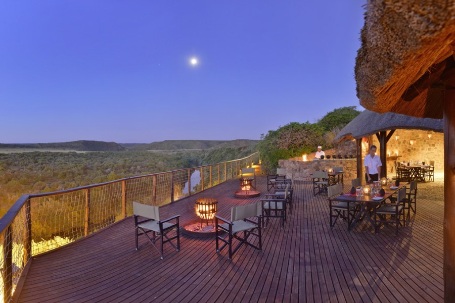 Riverdene Lodge - Shamwari Game Lodge