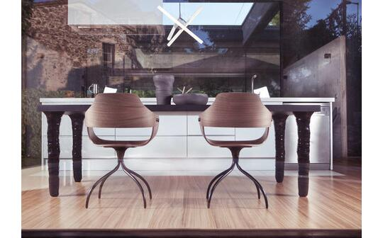 chair design bd rail designs ideas showtime swivel base by barcelona 1972 s l product picture 01 of in chairs