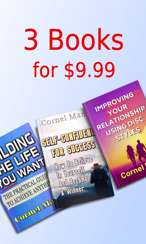 3 Selfhelp books at the price of one