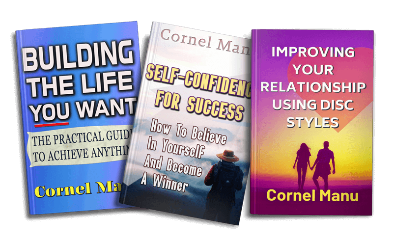 Building The Life You Want Self Confidence For Success Improving Your Relationship Using Disc Styles book deal