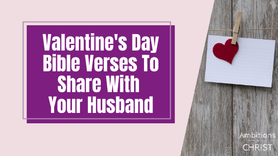 Wife and husband on scriptures love between 30 Bible