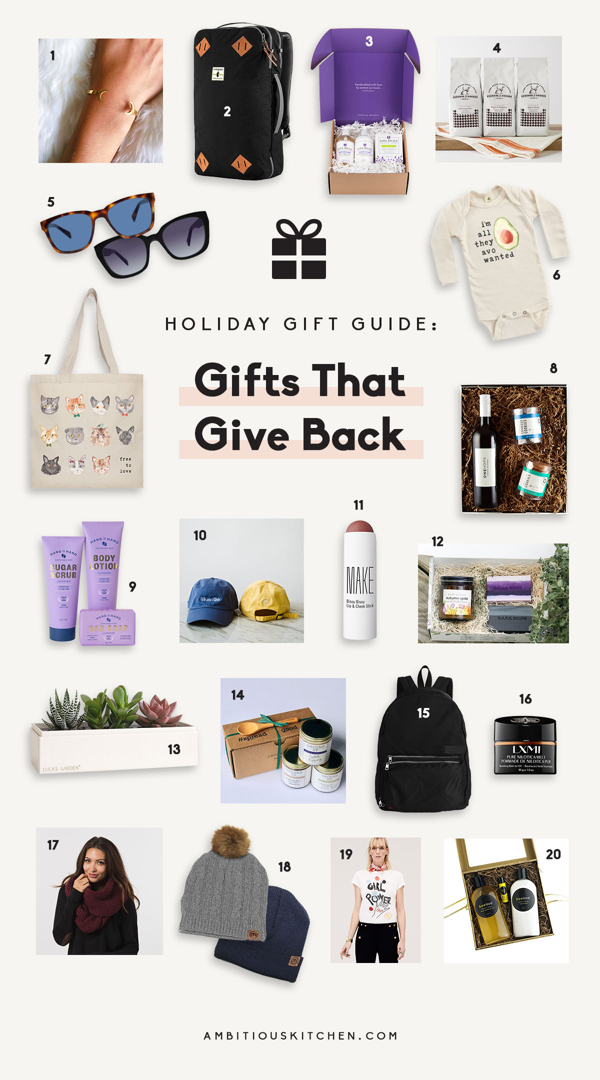 ak gift guide gifts