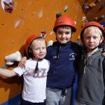 Kids Club in the Bouldering Cave