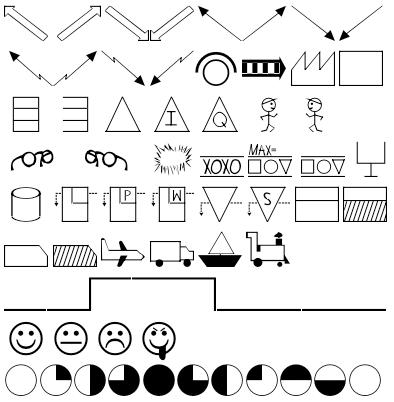 VSM Font