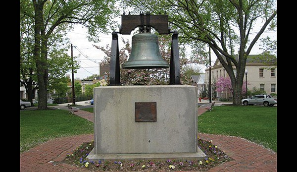 Saturday 4th Of July Nj State Liberty Bell Bell