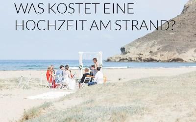 Was kostet eine Hochzeit am Strand?