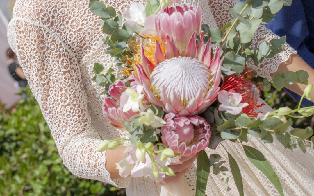 10 Brautstrauss Ideen, die rocken