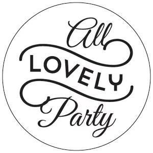 alllovelyparty logo - Entspannt und ausgelassen heiraten am Strand in Spanien   AMBROSIA WEDDING