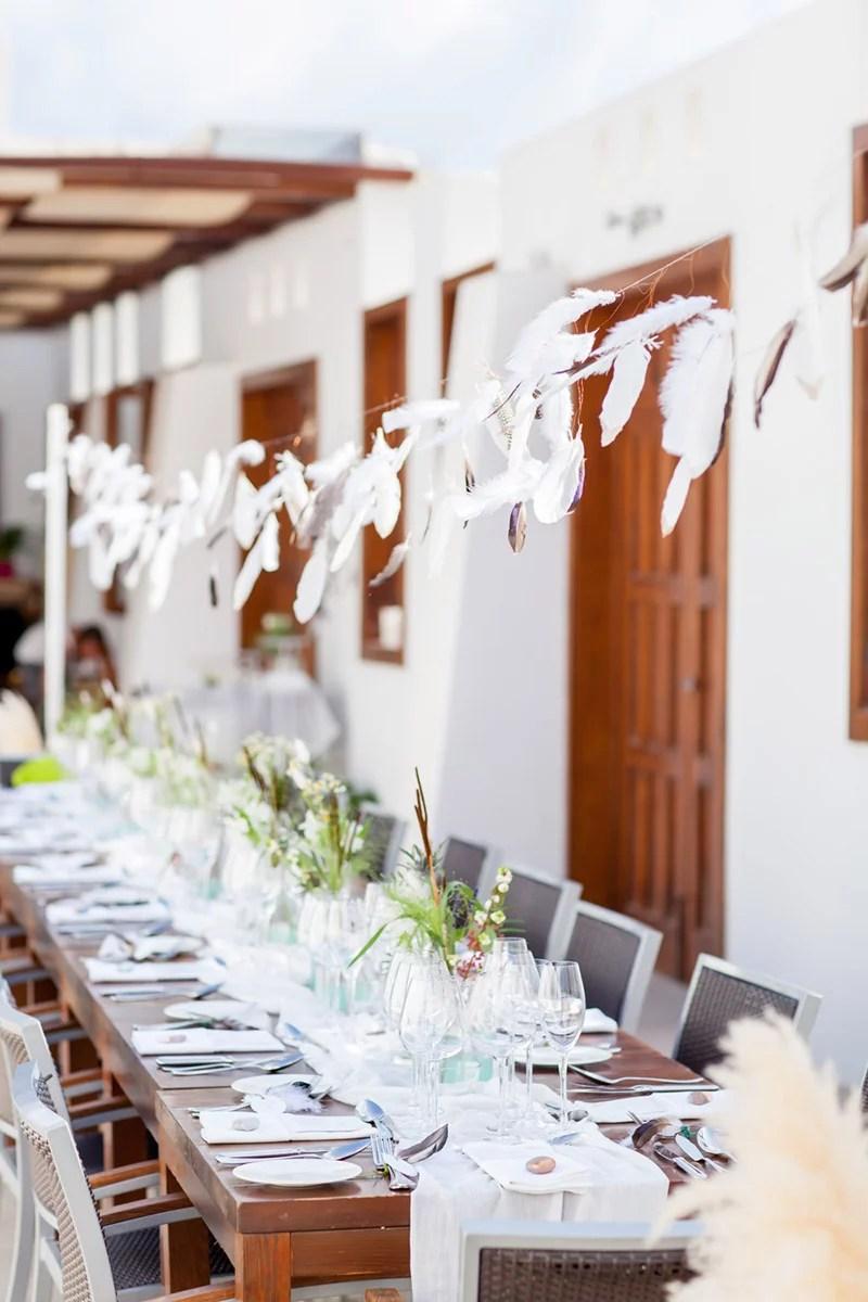 Boho Chic Hochzeit Mit Diy Deko Details Zum Verlieben