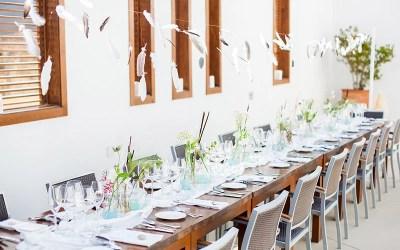 Boho chic Hochzeit mit Details zum verlieben