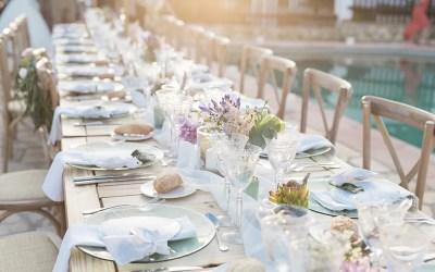 Die 5 schönsten Tischdeko Ideen für lange Tafeln