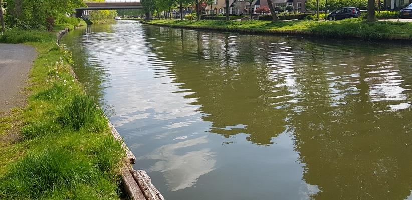 Wandeling over het Groene Hartpad van IJsselstein naar Woerden langs de Hollandsche IJssel