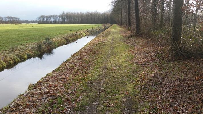 Wandelen over het Groot Frieslandpad bij de Jansenstichting