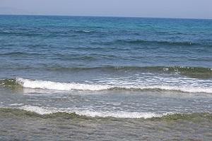 Middelandse Zee tijdens wandelreis op Kreta in Griekenland
