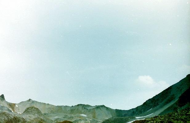 Berglandschap tijdens wandelreis naar nationaal park La Vanoise in Frankrijk