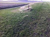 De Zijpe op een wandeling over het Nederlands Kustpad van Callantsoog naar Anna Paulowna