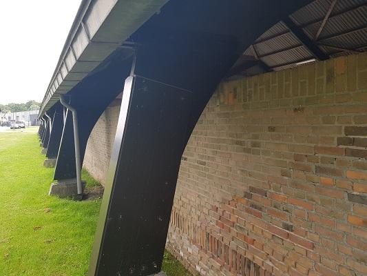 Wandelen over het Romeinse Limespad bij Oud Magazijn in Werkhoven