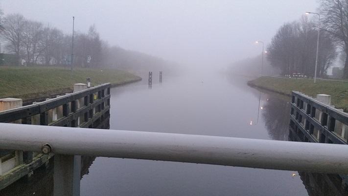 Wilhelminakanaal op een wandeling over het Roots Natuurpad van Biest-Houtakker naar Gorp