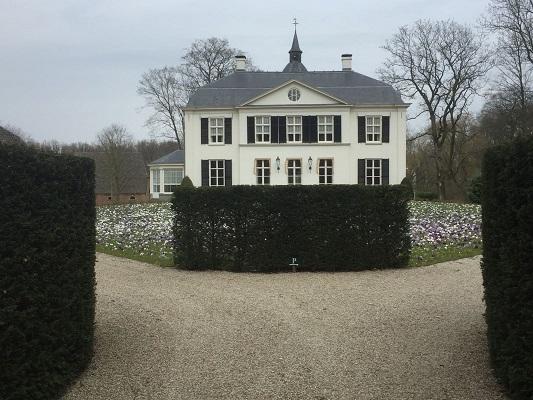 Landgoed Loenen op wandeling over Roots Natuurpad van Doorwerth naar Winssen