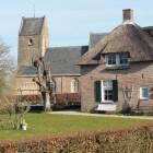 Kerk Vorchten op een wandeling over het Roots Natuurpad van Wijhe naar Heerde