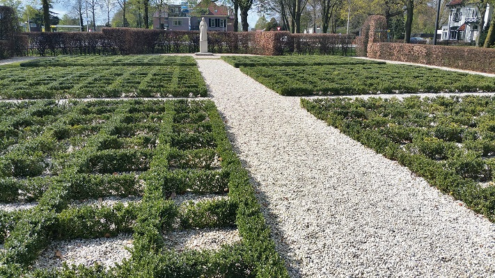 Wandelen over het Westerborkpad in Putten