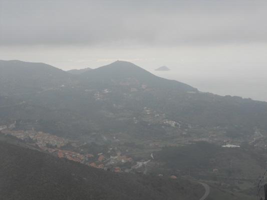 Cima del Monte op wandelreis naar Italiaans eiland Elba
