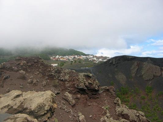 Rond vulkanen in zuiden tijdens een wandelvakantie op Canarisch eiland La Palma