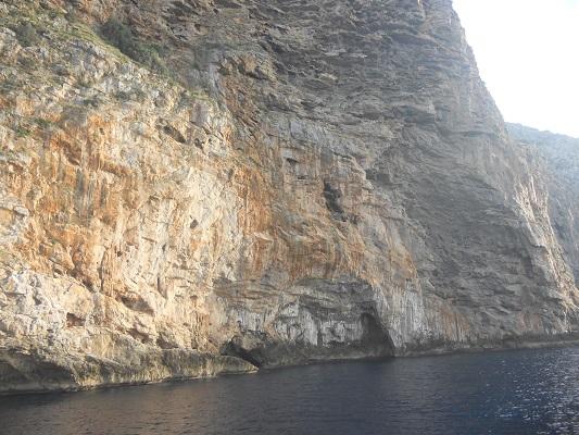 Kust op wandelvakantie in Tramuntanagebergte op Spaans eiland Mallorca