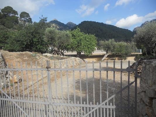Finca bij Valledemossa op wandelvakantie in Tramuntanagebergte op Spaans eiland Mallorca