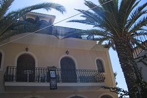 Grieks huis op wandelvakantie op Grieks eiland Zakynthos