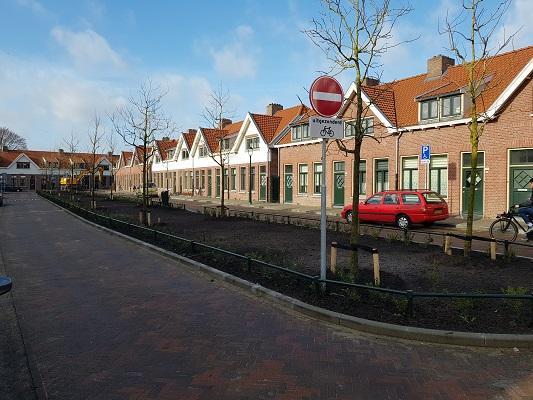 Philipswijk tijdens een wandeling over het Philipspad van Gegarandeerd Onregelmatig in Eindhoven