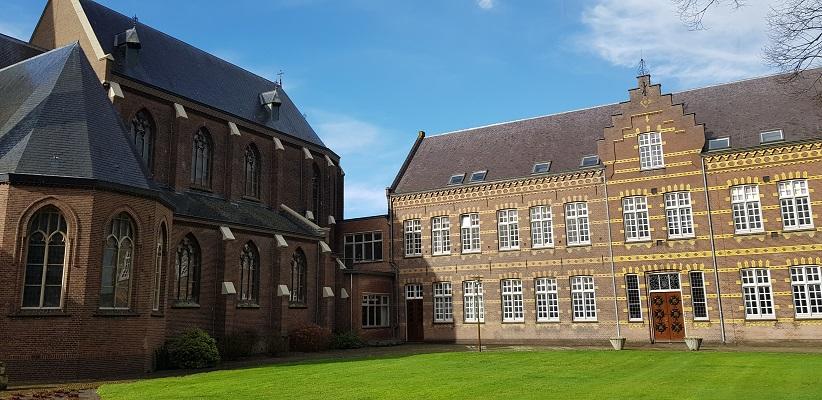 Wandelen over Ommetje Abdij van Berne in Heeswijk