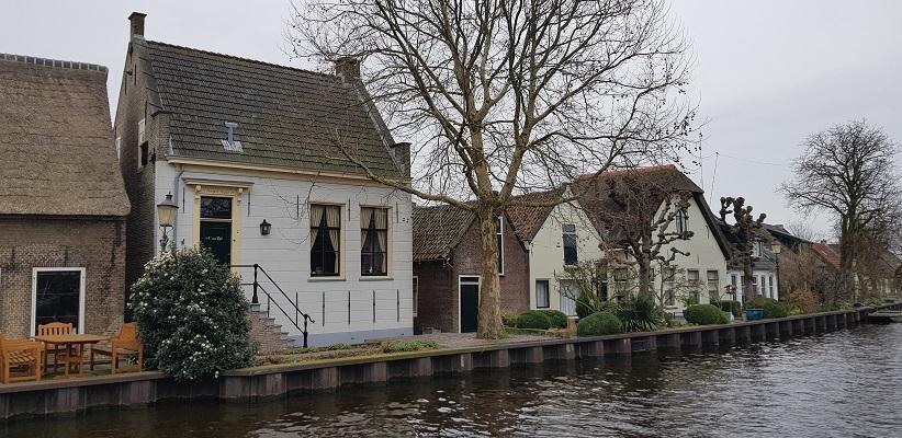 Wandelen over het Romeinse Limespad bij het Hooge Huys in Driebruggen