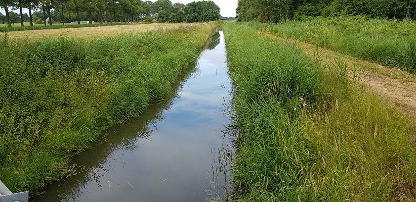 Bolle akkerroute Laarbeek bij de Goorloop