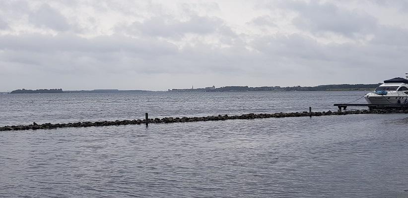 Wandeling rond het Veerse Meer over het Nederlands Kustpad