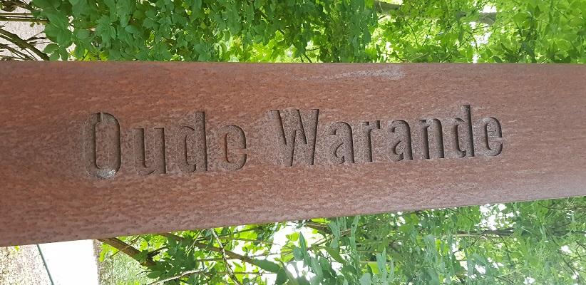 Wandeling NS-wandeling Spoorzone Tilburg bij Oude Warande