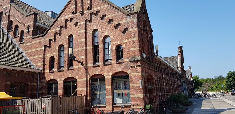 Wandeling door de binnenstad van Amsterdam in Oud-West bij de Westergasfabriek