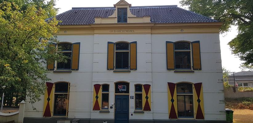 Wandeling buiten de binnenstad van Nijmegen van Gegarandeerd Onregelmatig over het Goffertpad bij Oud Heyendaal
