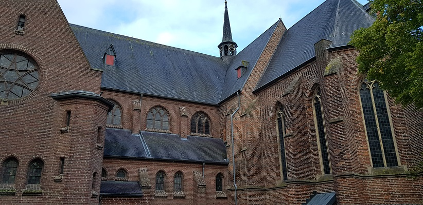 Kerk in Oostrum