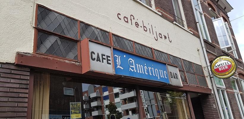 Cafe Biljart l'Amerique Arnhem